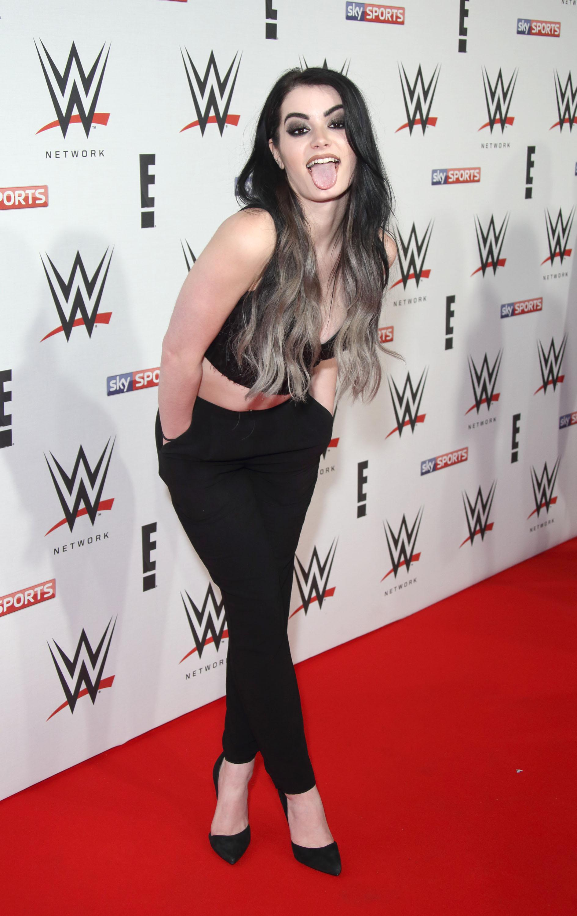 Wwes Paige Leaked photo 22