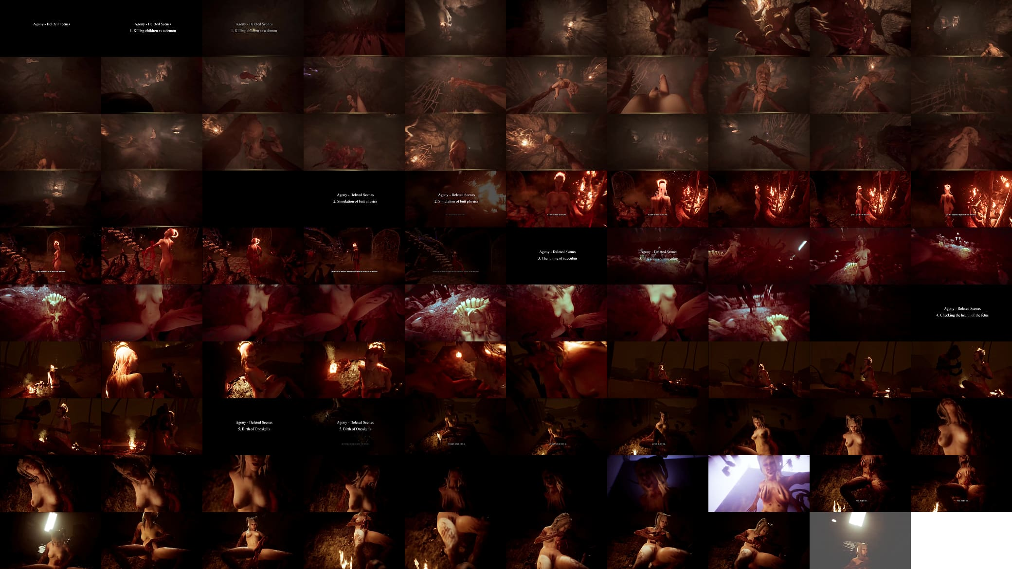Agony Unrated Sex Scenes photo 19