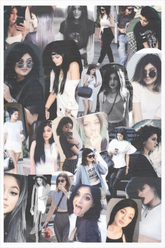 Kylie Jenner Collage photo 24