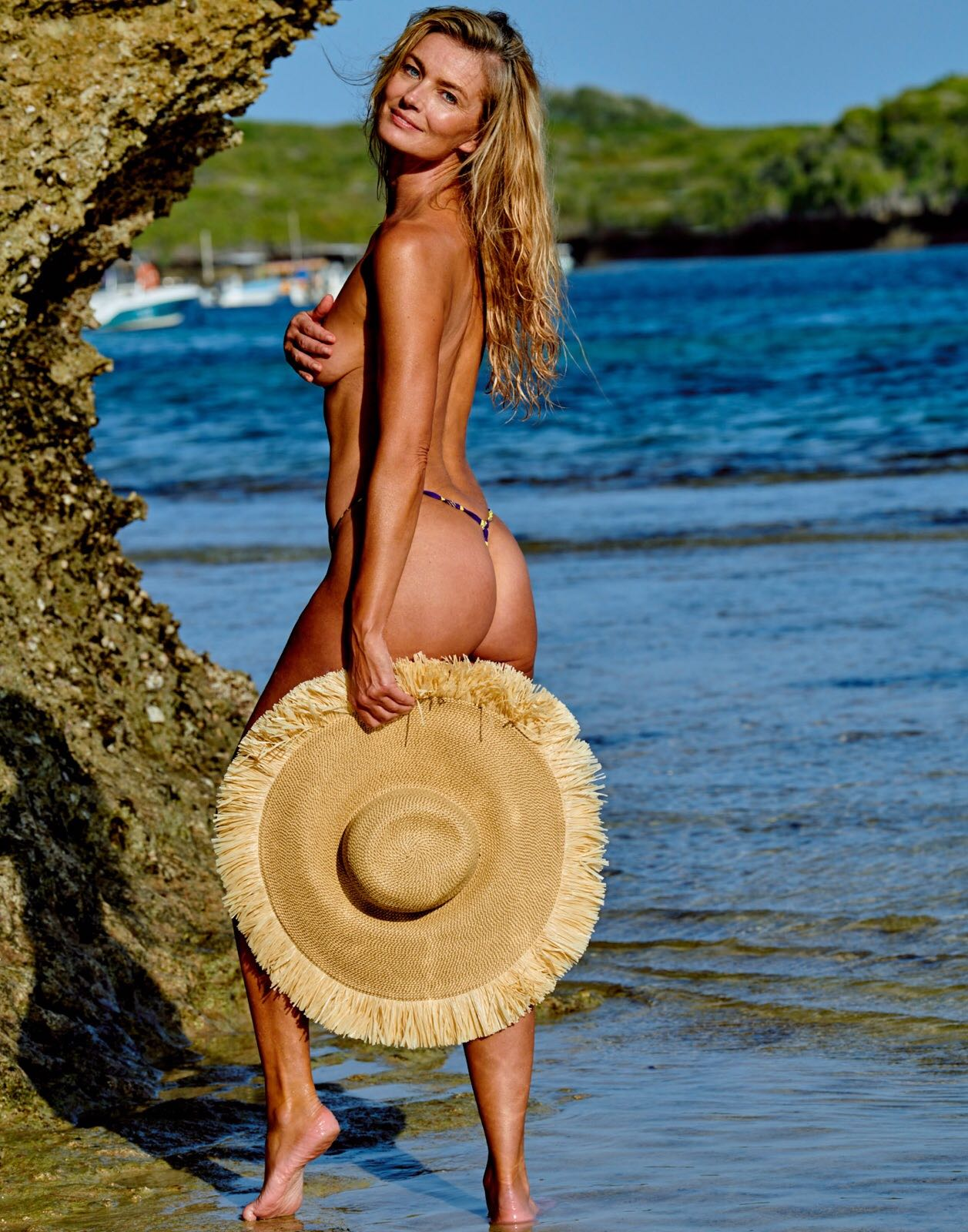 Sports Illustrated Swimsuit Topless photo 2