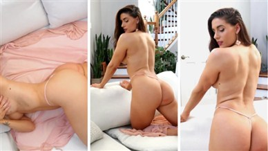 Nude Fitness Video photo 9