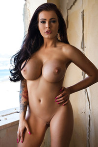 Charley Atwell Topless photo 11